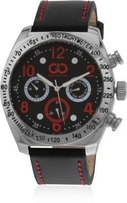 Gio Collection GAD0039-B Special Collection Analog Watch  - For Men