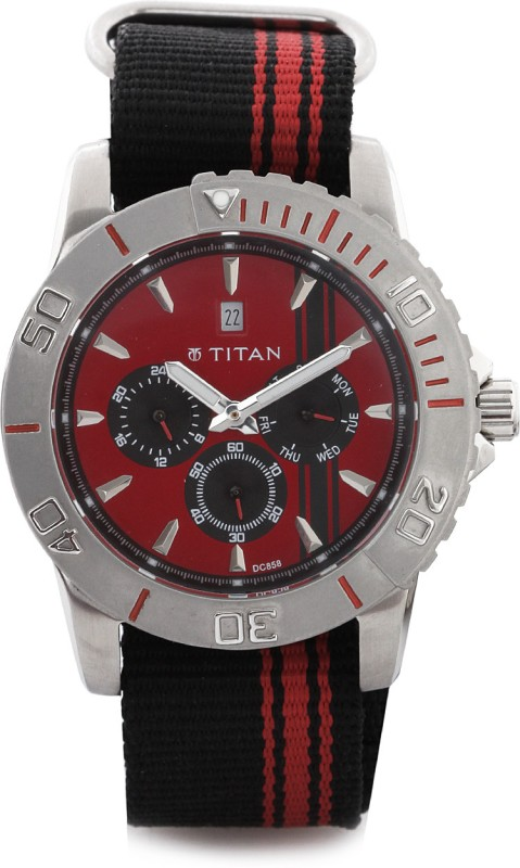 Titan 9490SP02J Analog Watch For Men