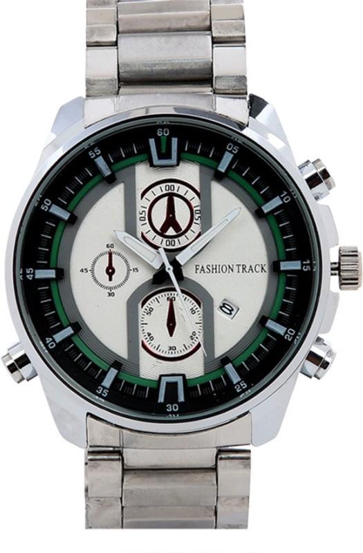 Optima FT 8206 DT GWGRRG Fashion TracK Analog Watch For Men