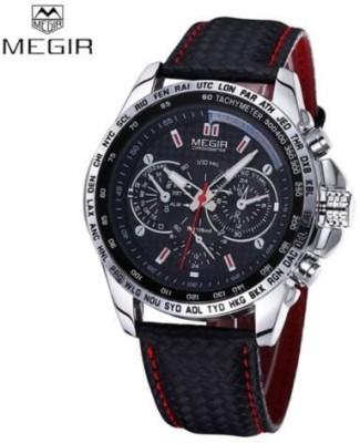 Megir 1010 Analog Watch  - For Men