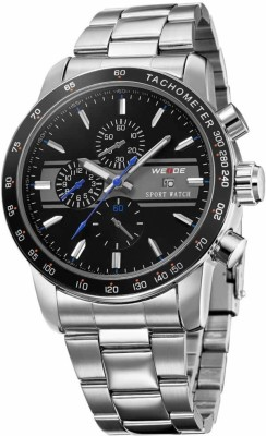 Weide WH3313-4C Analog Watch  - For Men