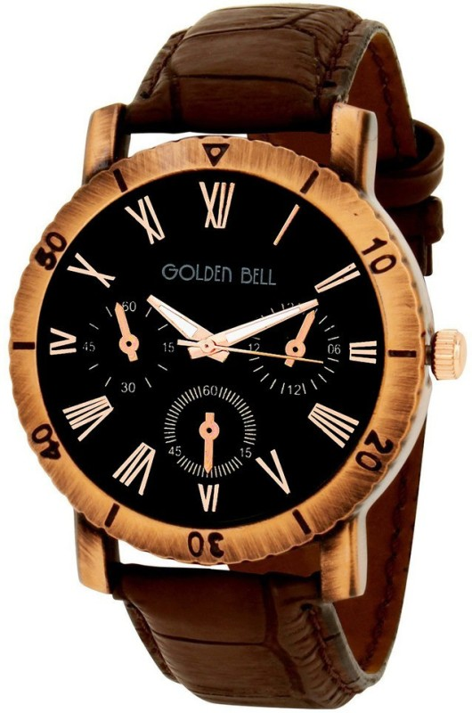 Golden Bell GB1328SL01 Casual Analog Watch For Men