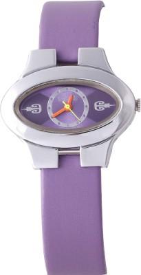 Telesonic TOWS-05(Purple) Analog Watch  - For Women