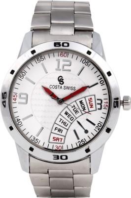 Costa Swiss CS-2003 Milestone Analog Watch  - For Boys, Men