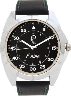 FNINE CASUAL STYLISH WATCH WITH GREEN COMBINATION Analog Watch  - For Men