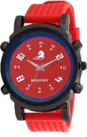 Beaufort BT 1200 RED1130 Analog Watch For Men