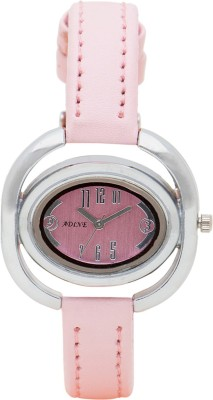 Adine AD-1240PNK Analog Watch  - For Girls, Women