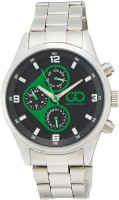 Gio Collection GAD0038A C Multicolor Analog Watch For Men