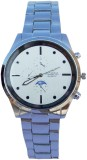 Rosra ROR118SIL_WHT Analog Watch  - For ...