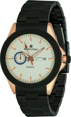 Styletime ST-287 Designer Analog Watch  - For Men, Boys