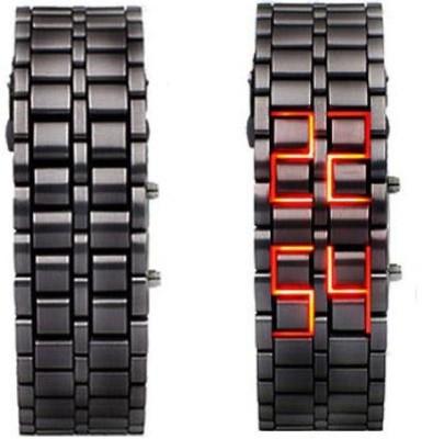 Adamo ADLEDR Red LED Digital Watch    For Men available at Flipkart for Rs.329