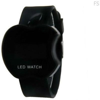 RK Apple shaped LED Digital Watch  - For Boys