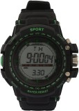 Givme Digital Black Dial Boys' Watch - S...