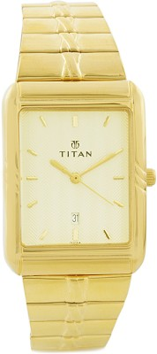 Titan NH9317YM02 Analog Watch
