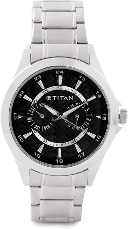 Titan NF9323SM02 Octane Analog Watch For Men