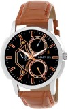 Golden Bell 391GB Casual Analog Watch  -...