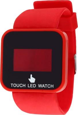 Rich Club Touch LED Digital Watch  - For Boys, Girls