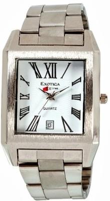 Exotica SXlines EXD-65-W Analog Watch  - For Men