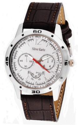 Silver Kartz WTM-031 Analog-Digital Watch  - For Boys, Men
