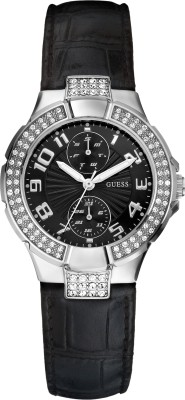 Guess W11607L2 Analog Watch - For Women