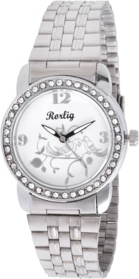 Rorlig RR-1016 Essential Analog Watch  - For Women, Girls