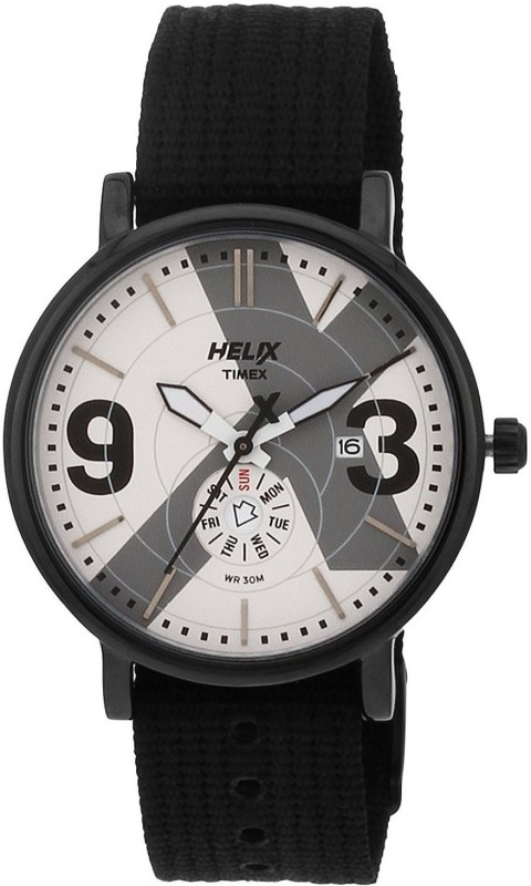 Timex TW024HG03 Helix Analog Watch For Men