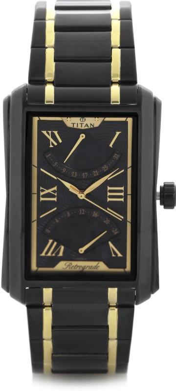 Titan NH1694KM02 Analog Watch For Men