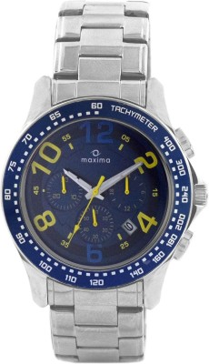 Maxima 32540CMGI Analog Watch - For Men, Boys