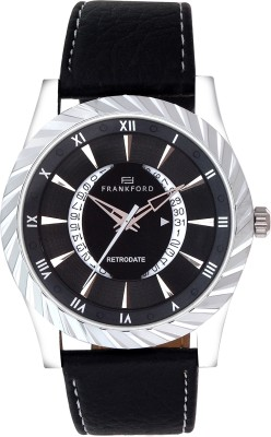Frankford FFGS-1004 MOON DATE Fashion Analog Watch  - For Couple