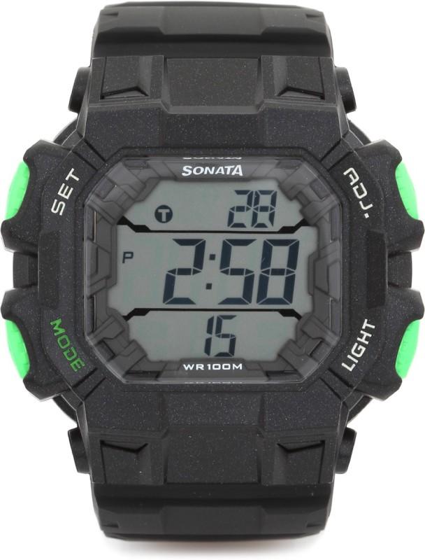 SF 77025PP01 Digital Watch For Men