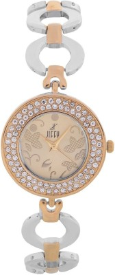 Jiffy International Inc JF-5125 Jiffy Watches Analog Watch  - For Women