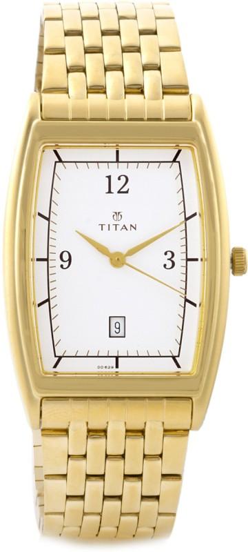 Titan NH1640YM01 Karishma Analog Watch For Men