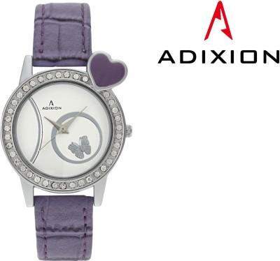 Adixion AD9408SL02 Analog Watch  - For Women
