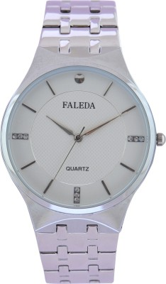 Faleda 6168GCHW Standred Analog Watch  - For Men