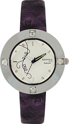 Exotica Fashions EFL-29 Basic Analog Watch  - For Women