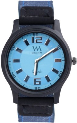 Watch Me WMAL-020-Bx Watches Analog Watch  - For Men