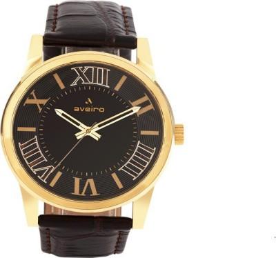 Aveiro AV111GL_BLK Analog Watch  - For Men