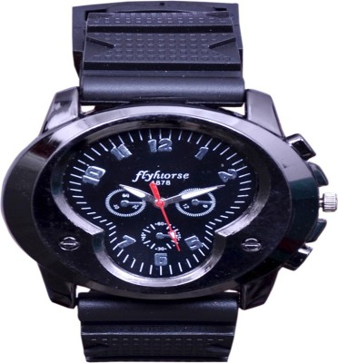 flyhtorse 1878 fly187813 New Dial Analog Watch  - For Boys, Men, Girls, Couple