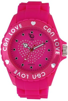 Chappin & Nellson CNP-02 Basic Analog Watch  - For Women
