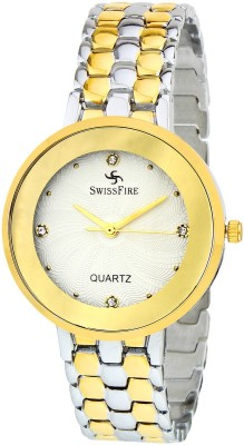 SwissFire 759SG001 Analog Watch  - For Women