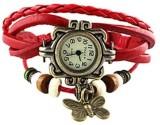 Aviva AV-BTRFLY-RD Analog Watch  - For W...