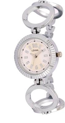 Leana LWW116 Round Analog Watch  - For Women
