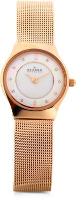 Skagen 233XSRR Analog Watch  - For Women