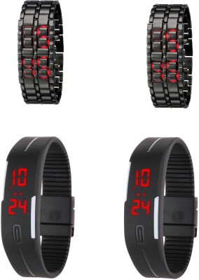 flyhtorse 1878 fly187801 Young People Digital Watch  - For Boys, Men, Couple