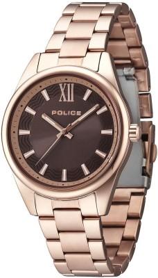 Police PL14493MSR12MJ Watch  - For Men