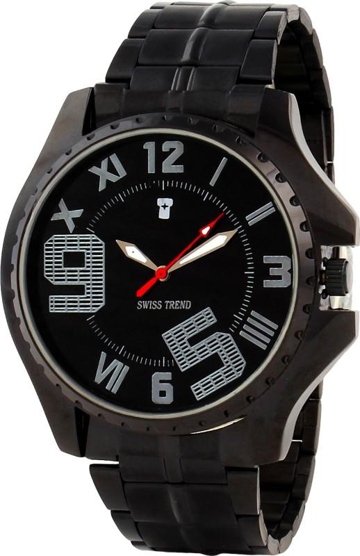 Swiss Trend Artshai1643 Designer Analog Watch For Men