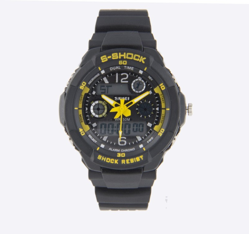 Skmei AR1060 Analog Digital Watch For Men WATEP3CAS5YGM3SB