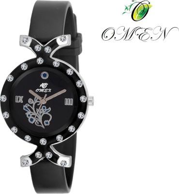 Omen OM5032 Analog Watch  - For Girls
