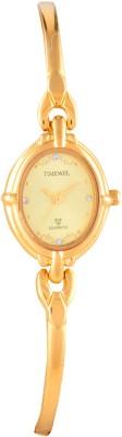 Timewel N826_Yellow_1 Analog Watch  - For Women
