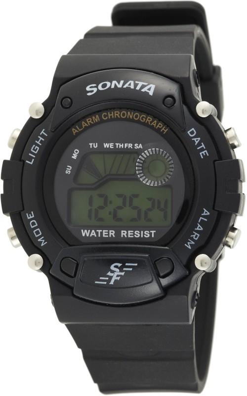 Sonata NG7982PP03 Digital Watch For Men